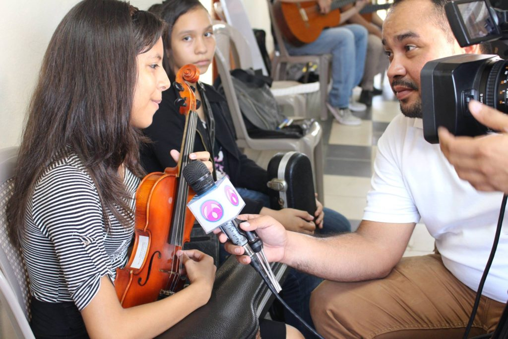 $100 Support for orchestra lessons