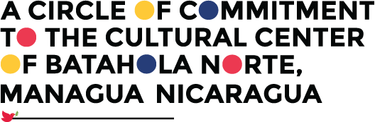 A Circle of Commitment to the Cultural Center of Batahola Norte, Managua Nicaragua